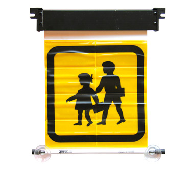 School Transport Sign Small SPAIN