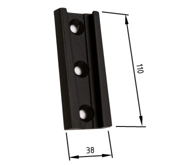 Dimensions Bracket C