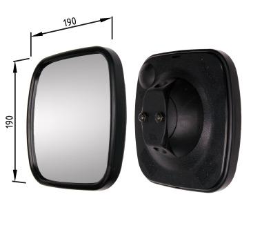 Dimensions Mirror 288