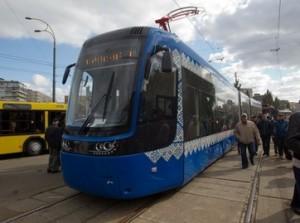 Arcol mirrors Pesa trams