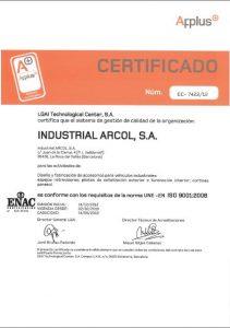 ISO 9001_ESP