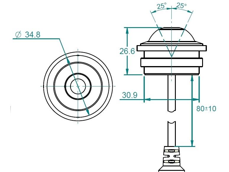 Dimensions C-EB160