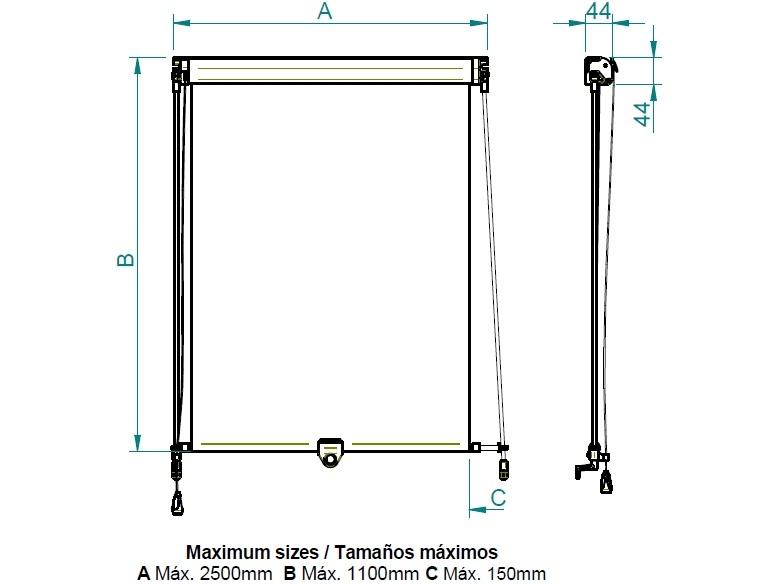 Dimensions Mod. Manual